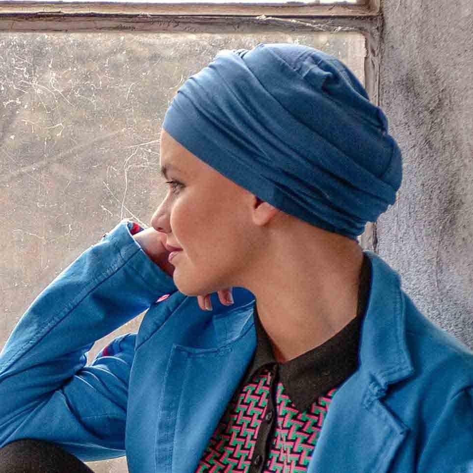 foulard femme opéré