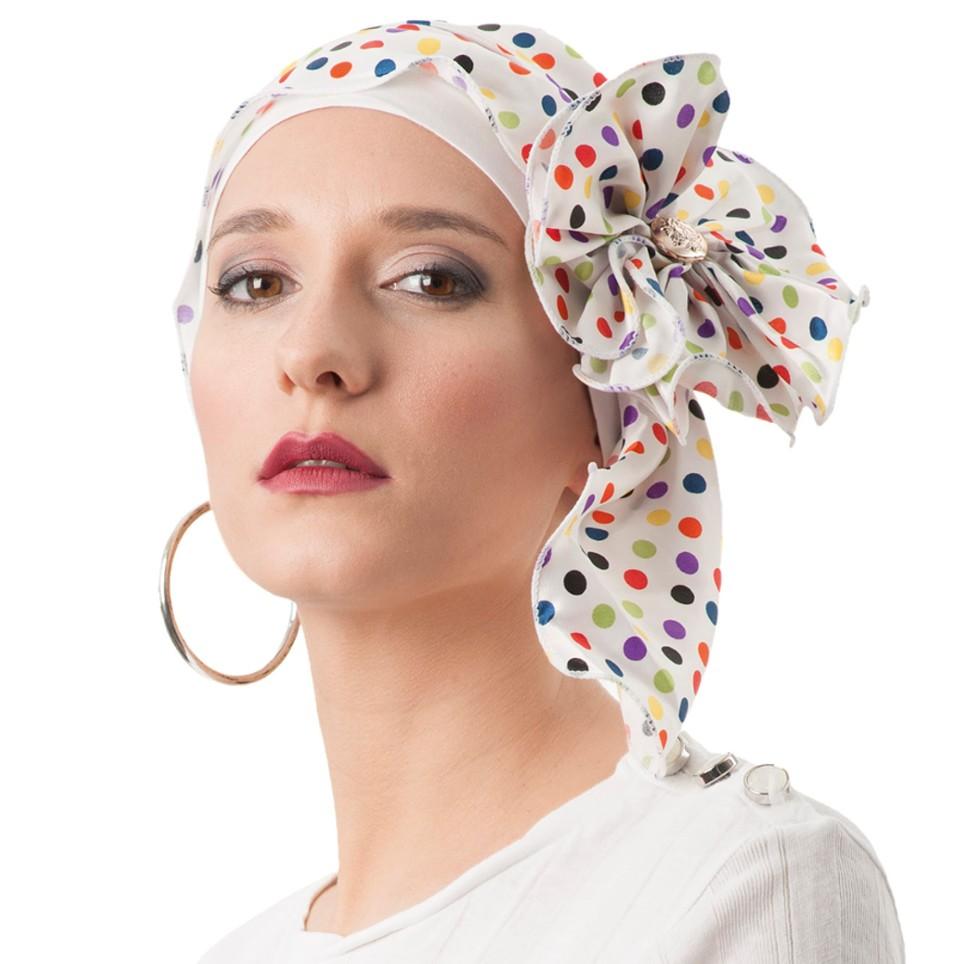 accessoire bandeau femme opérée