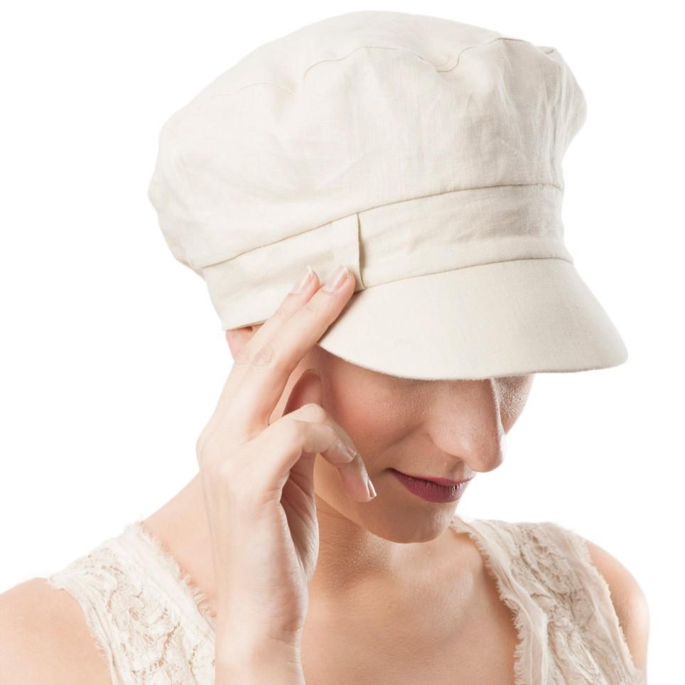 casquette femme opérée