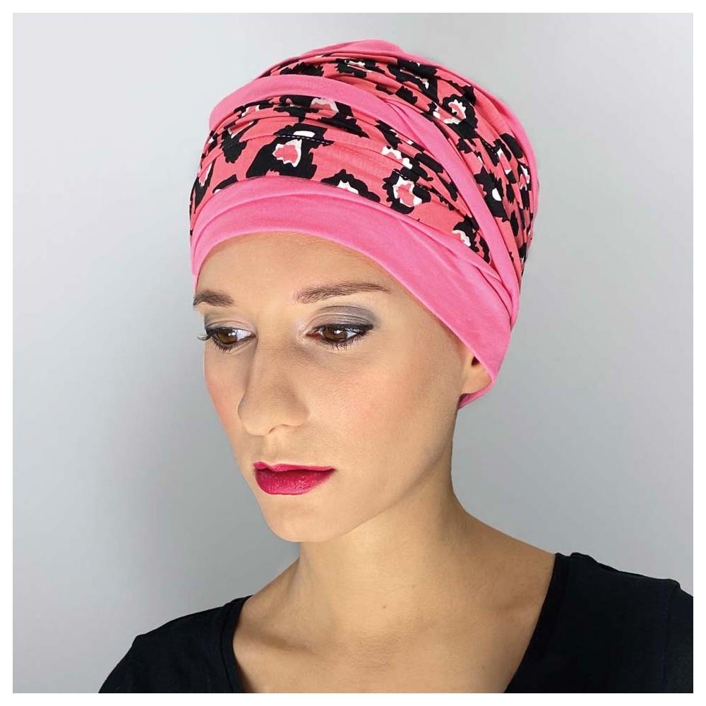 turban femme opérée