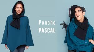 Poncho pascal-Constant et Zoé