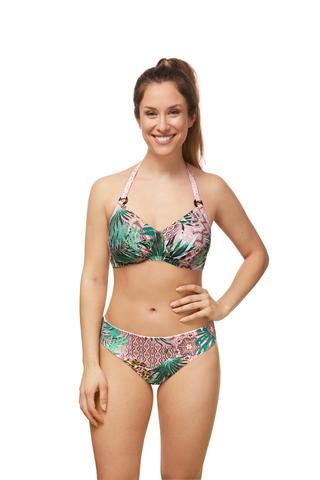 Femme opérée - Amoena - bikini city safari